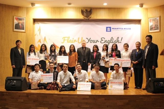 Undergraduate Scholarship Competition, Prasetiya Mulya & Metro TV, Indonesia
